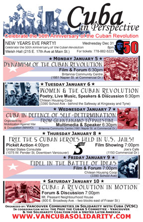 a report on the cuban revolution